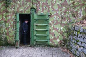 Vojenský vchod do Výpusku