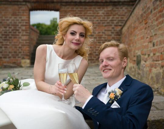 Svatební foto Špilberk Brno